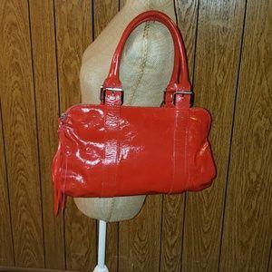 Handbags - LATICO RED  LEATHER BAG